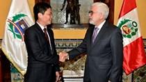 Việt Nam sẽ xuất khẩu xoài và thanh long sang Peru?