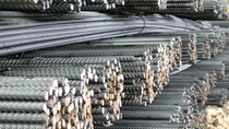 Nhập khẩu thép các loại tăng 43,5% trong 8 tháng đầu năm