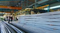 Thép nội trước sức ép thép nhập khẩu giá rẻ Trung Quốc