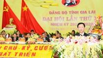 Ông Dương Văn Trang được bầu giữ chức Bí thư Gia Lai