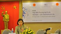 Hội thảo hiệp định thương mại tự do Việt Nam - liên minh kinh tế Á - Âu