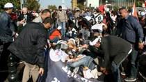 Nổ bom ở thủ đô Thổ Nhĩ Kỳ, 86 người chết