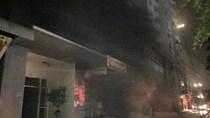 Vụ cháy ở chung cư Xa La có thể do chập điện