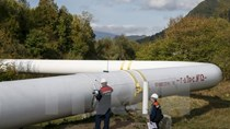 Tập đoàn Gazprom đã cắt nguồn cung khí đốt cho Ukraine