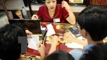 Phiên đầu tuần, giá vàng trong nước tiếp tục giảm 30.000 đồng