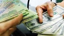 Ngân hàng Nhà nước công bố tỷ giá trung tâm của VND với USD