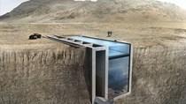 Ý tưởng táo bạo Casa Brutale - Nhà ở trong lòng đất, sát vách núi