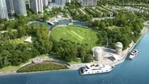 Vingroup chi 500 tỷ đồng xây công viên ven sông lớn nhất TPHCM