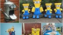 10 ý tưởng trang trí nội thất với Minions