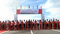 Thanh Hóa thông xe hai cây cầu lớn trên Quốc lộ 10