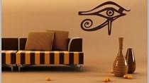 Thiết kế nội thất với họa tiết Ai Cập cổ đại