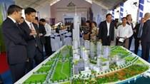 """Giá bán căn hộ tại TPHCM và Hà Nội quý 4/2015 vẫn khó """"giảm nhiệt"""""""