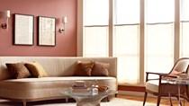 Tư vấn thiết kế căn hộ với những gam màu nóng