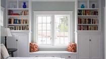 Những vị trí sử dụng giá sách tối ưu trong thiết kế nội thất