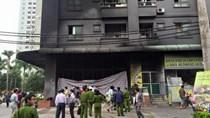 Hà Nội chỉ đạo làm rõ trách nhiệm trong vụ cháy chung cư Xa La