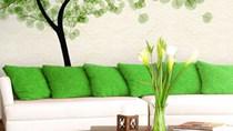 Thay đổi phong cách căn hộ bằng những bức tranh tường