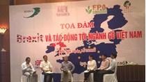 Ngành gỗ Việt Nam chưa chịu tác động từ Brexit trong 2 năm tới