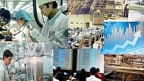 Tốc độ tăng tổng sản phẩm trong nước quý 1/2017