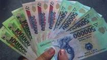 TT tiền tệ ngày 10/4/2017: Tỷ giá trung tâm tăng 5 đồng