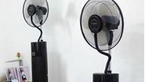 Cách dùng quạt hơi nước tiết kiệm điện