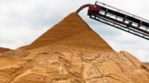 Đề xuất nhập khẩu cát từ Campuchia để ổn định cung cầu