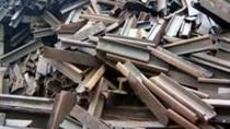 Phế liệu thép được nhập nhiều từ thị trường Nhật Bản
