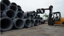 Xuất khẩu sắt thép suy giảm sau 6 tháng tăng liên tiếp