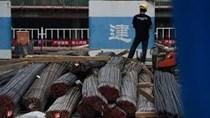 Trung Quốc: Xuất khẩu thép giảm vì kiểm soát thông quan khắt khe
