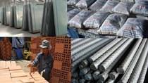 Thị trường vật liệu xây dựng tháng 5/2019