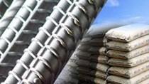 TT vật liệu xây dựng: Giá cát, thép và xi măng đồng loạt tăng