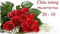 Thư chúc mừng của Bộ trưởng Trần Tuấn Anh nhân ngày Phụ nữ Việt Nam