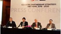 Giai đoạn 2016 – 2020: ADB sẽ cho Việt Nam vay 1 tỷ USD mỗi năm