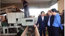 Hỗ trợ hoàn chỉnh công nghệ điện rác
