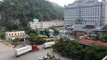 Nông sản xuất qua cửa khẩu Lạng Sơn giảm đầu năm