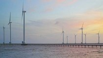 Điện gió tại Việt Nam thu hút sự quan tâm của nhà đầu tư nước ngoài