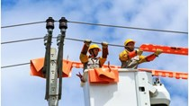 Ngành điện hoàn thành các nhiệm vụ liên quan đến đầu tư xây dựng