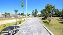Nhiều công viên ở Đà Nẵng lắp đặt đèn vườn điện mặt trời