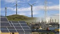 Giá điện ở Mỹ giảm mạnh nhờ điện khí và điện gió