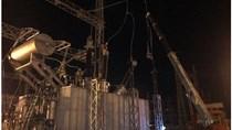 Đóng điện thành công dự án Trạm biến áp 220kV Tháp Chàm