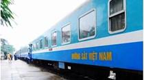 Đường sắt chạy thêm 120 đoàn tàu khách trong dịp nghỉ lễ 2/9