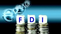 Giải ngân vốn FDI năm 2017 đạt kỷ lục