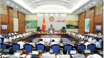 Chính phủ họp thường kỳ tháng 6: Tìm giải pháp thúc đẩy tăng trưởng