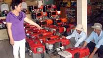 Nhóm hàng máy móc, thiết bị dụng cụ và phụ tùng nhập siêu 1,43 tỷ USD