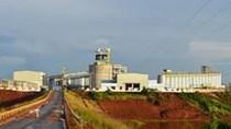 Nhà máy Alumin Nhân Cơ đạt tổng doanh thu hơn 3.692 tỷ đồng