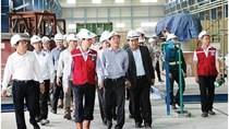 Động lực mới trên công trường Nhà máy Nhiệt điện Thái Bình 2