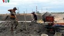Sử dụng tro, xỉ nhiệt điện sản xuất vật liệu xây dựng