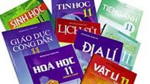 Giá bán sách giáo khoa năm nay không thay đổi