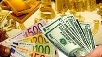 TT tiền tệ ngày 31/1: Tỷ giá trung tâm không đổi, USD quốc tế vẫn ở mức thấp