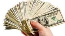 TT ngày 17/5: Tỷ giá trung tâm tăng, USD quốc tế ở mức cao nhất 5 tháng