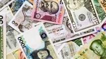 TT tiền tệ ngày 18/9/2018: Tỷ giá trung tâm tăng, USD quốc tế suy yếu, bitcoin giảm